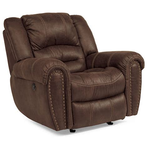 discount recliners flexsteel 1710 50p downtown power recliner discount