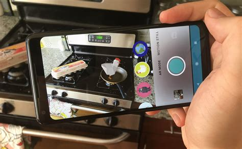 motion app brings an ar mode to its motion stills app on