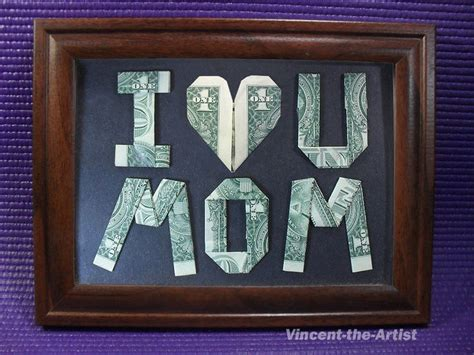 Money Origami Letters - 119 best images about money gifts on dollar