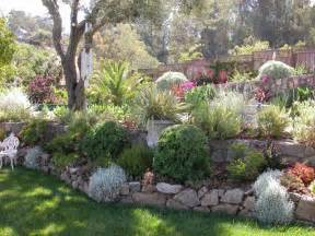 landscaping ideas for hillside backyard landscaping gardening ideas