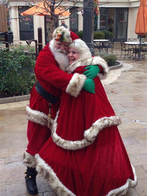 pattern for father christmas costume what it s really like to be a mall santa and mrs claus