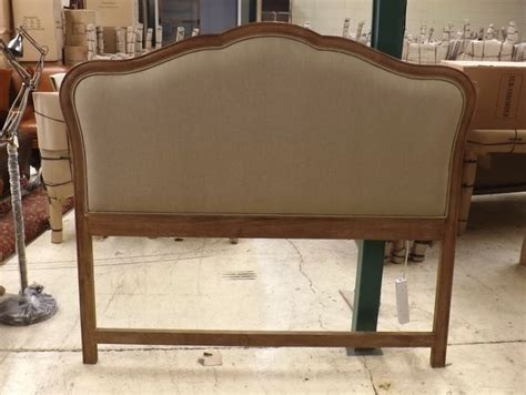 french provincial headboard beautiful french provincial upholstered queen size headboard