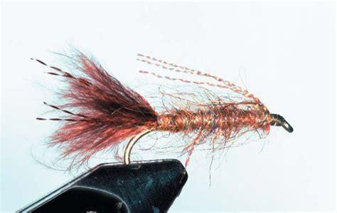 brown leech pattern california leech flippr