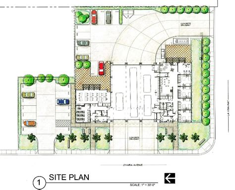 Site Plans Online fire station on pinterest fire site plans and floor plans