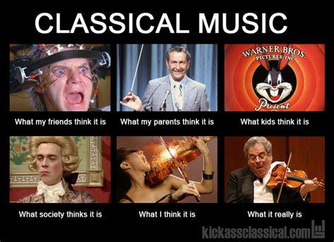 Music Memes Funny - classical music memes