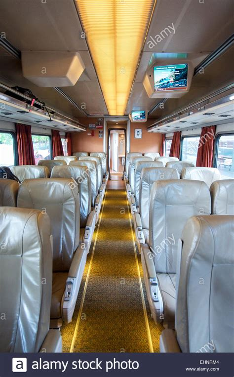 are amtrak trains comfortable the comfortable interior of the amtrak cascades train
