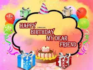 happy birthday my dear friend pictures photos and images