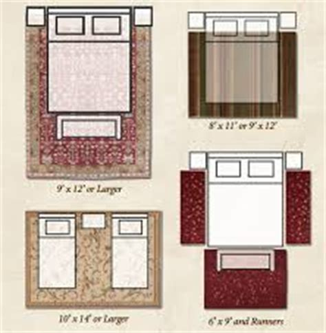 where to place a rug in a bedroom 4 tips for decorating with rugs