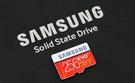 Samsung Microsd 256 samsung evo plus 256gb microsd memory card review