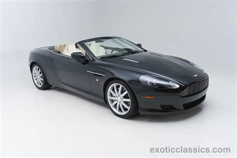 2006 aston martin db9 volante 2006 aston martin db9 volante and classic car