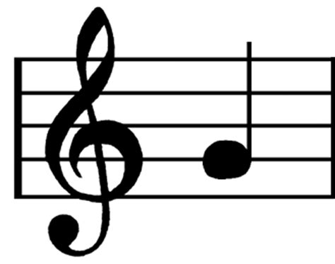 note g quia treble clef notes
