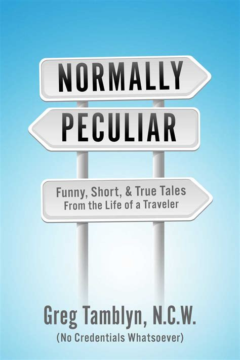 peculiar funny short stories