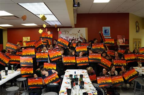 paint with a twist robinson pa painting with a twist in pittsburgh pa 412 589 9