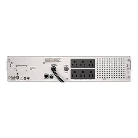 Ups Apc Smc1000i2u Smc1000i 2u Diskon apc rack ups smc1000i 2u servers plus