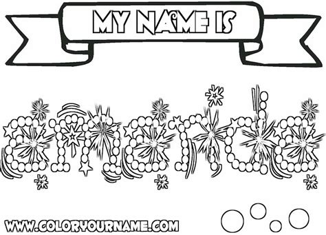 printable coloring pages with names amanda coloring page