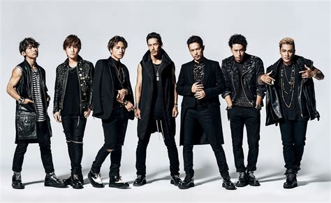 exle biography music artist sandaime j soul brothers from exile tribe lyrics music