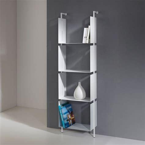 libreria verticale libreria verticale a parete in acciaio libra19