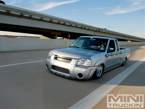 nissan frontier bagged 2002 nissan frontier custom air bagged trucks mini