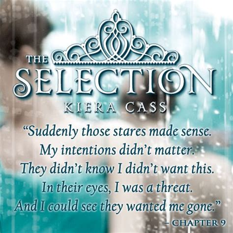 the selection by kiera cass quotes quotesgram