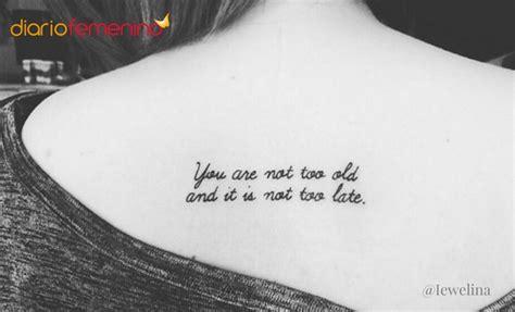 frases para tatuarse cortas 53 bonitas frases cortas para tatuajes en espa 241 ol ingl 233 s