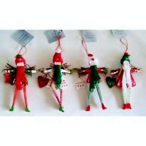 gisela graham 4 scandinavian wooden children christmas