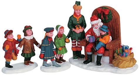 lemax santa s wonderland village and accessories
