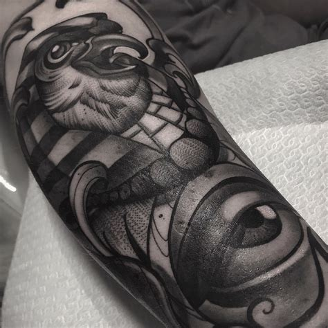 deviant tattoos horus by willemxsm on deviantart
