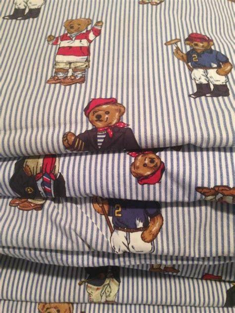 ralph lauren teddy bear comforter set ralph lauren twin comforter set for sale classifieds