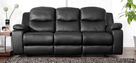 Buy Cheap 3 Seater Black Leather Sofa Compare Sofas Cheap 3 Seater Leather Sofa