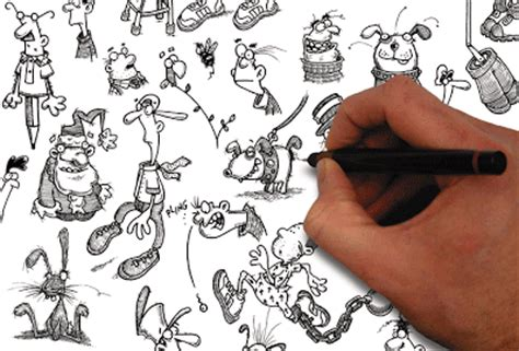 difference between doodle and drawing ollie quentin comic doodle drawing