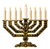 candelabros judios imagenes animadas de candelabros judios gifs animados de