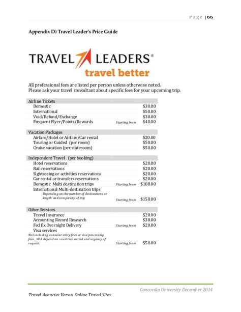 Tourism Marketing Research Papers by Marketing Research Paper Travel Agencies Vs Travel