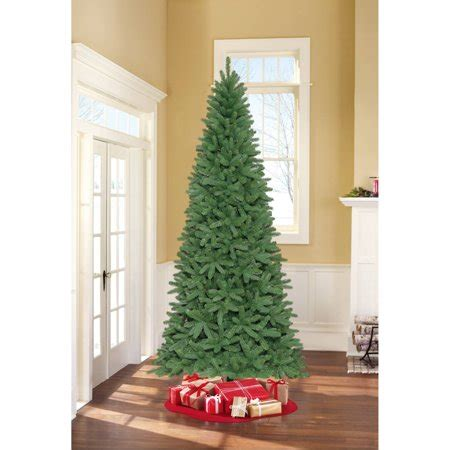 walmart christmas trees that move around for sale time unlit 9 fremont fir artificial tree walmart