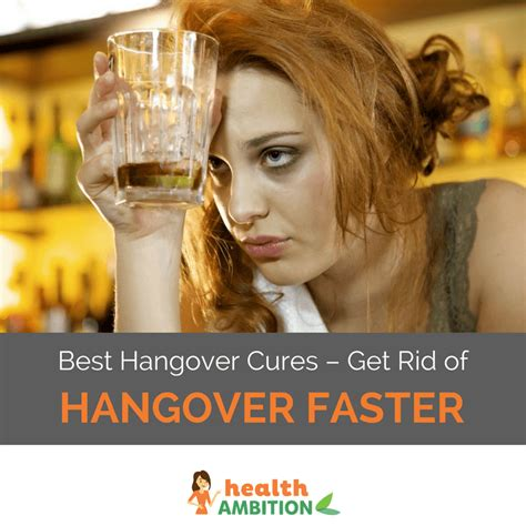 best hangover drink best hangover cures get rid of hangovers faster
