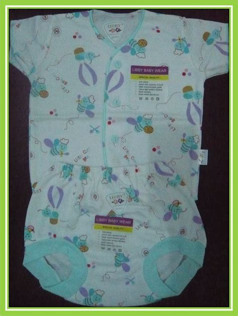 Baju Bayi Miyo Setelan Oblong Singlet S M L Celana Pop 6 12 B libby collection gt gt odile s baby shop