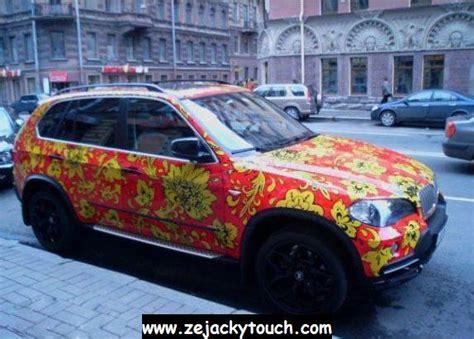 bmw hippie voitures de luxe fashion touch