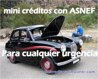 pedir credito asnef mini creditos cr 233 ditos r 225 pidos con asnef 6 minicr 233 ditos en donde no