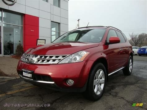 nissan murano red nissan murano price modifications pictures moibibiki