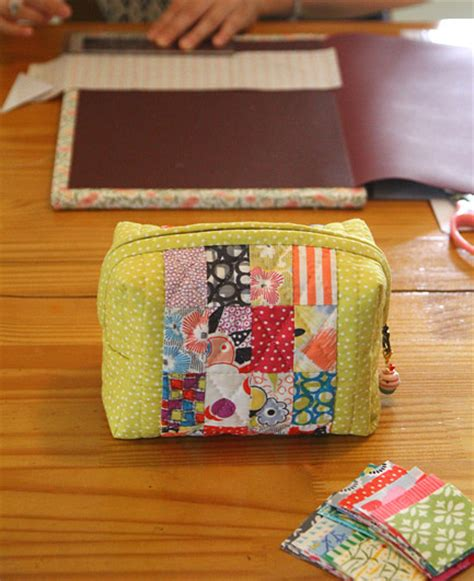 Patchwork Diy - small bag of patchwork diy tutorial diy tutorial ideas