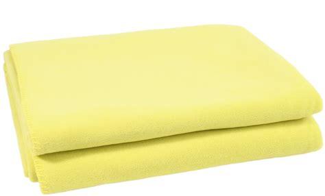 Decke Soft Fleece Neon Grün   Interismo Onlineshop Schweiz