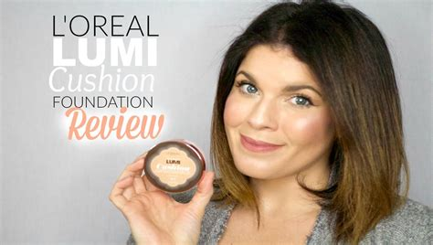 L Oreal Cushion l oreal true match lumi cushion foundation review