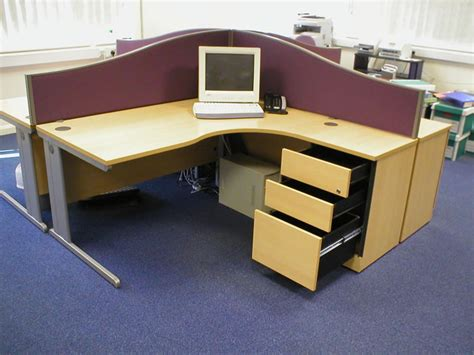 used office workstations