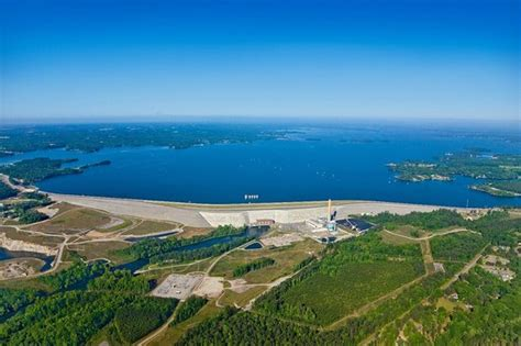 better boating lake murray sc arial view of lake murray and lake murray dam picture of