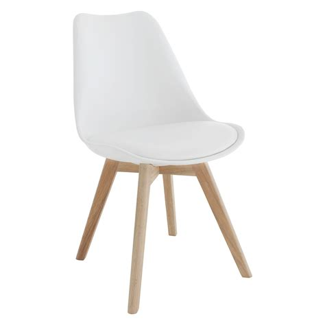 white and oak dining chairs jerry white dining chair buy now at habitat uk