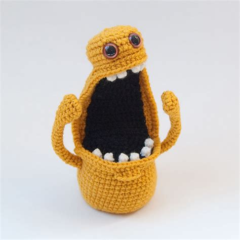 floyds pattern quiz floyd the monster amigurumi pattern amigurumipatterns net