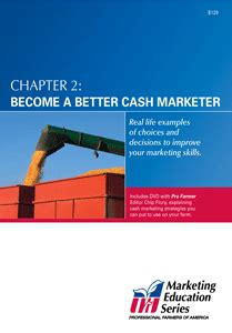 Marketing Education 2 by Pro Farmer Marketing Education Chapter 2 Become A