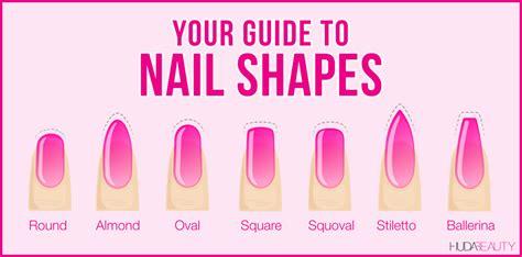 most popular nail length and shape nail shapes archives huda beauty makeup and beauty