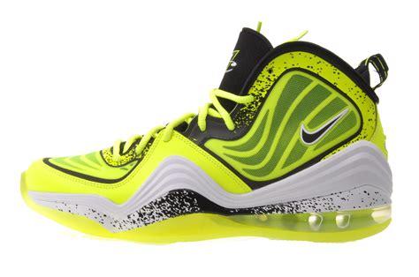 highlighter basketball shoes nike air v hl 5 highlighter mens basketball shoes