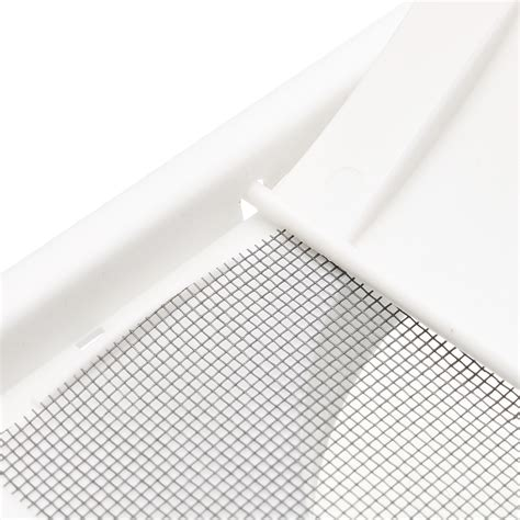 wall air vents grilles air vent grille ventilation cover plastic white wall