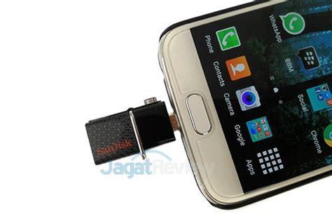 Pasaran Usb Otg tips menambah storage smartphone android tanpa microsd jagat review